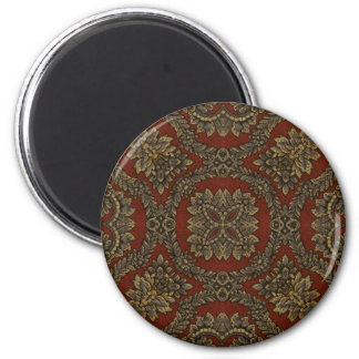 Kaleidoscope Kreations Tapestry 2 6 Cm Round Magnet