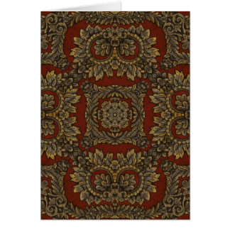 Kaleidoscope Kreations Tapestry 4 Card