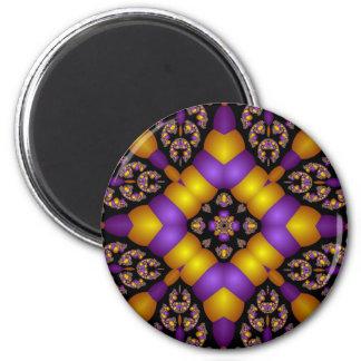 Kaleidoscope Kreations Twizzler No 1 6 Cm Round Magnet
