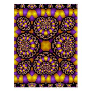Kaleidoscope Kreations Twizzler No 4 Post Cards