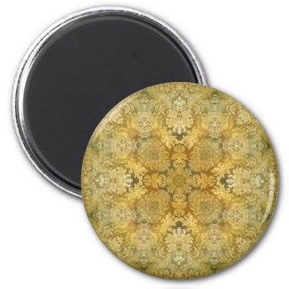 Kaleidoscope Kreations Vintage Baroque 1 6 Cm Round Magnet
