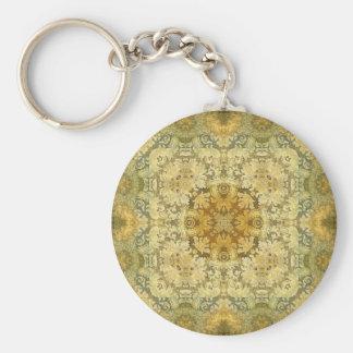 Kaleidoscope Kreations Vintage Baroque 2 Key Chain