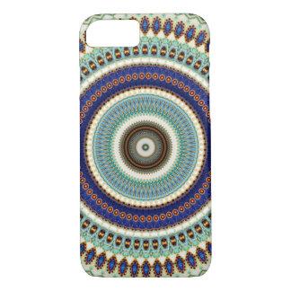 Kaleidoscope Mandala in Hungary: Pattern 197.5 iPhone 8/7 Case