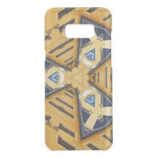 Kaleidoscope Mandala in Hungary: Pattern 201 Uncommon Samsung Galaxy S8 Plus Case