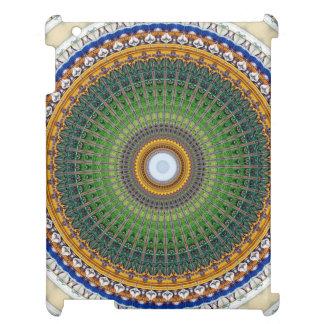 Kaleidoscope Mandala in Portugal: Embassy Pattern Case For The iPad 2 3 4