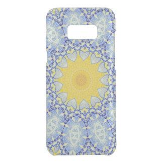 Kaleidoscope Mandala in Portugal: Pattern 224.10 Uncommon Samsung Galaxy S8 Plus Case