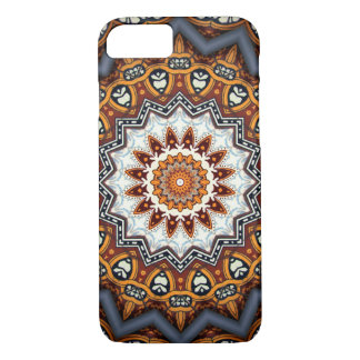 Kaleidoscope Mandala in Portugal: Pattern 224.11 iPhone 8/7 Case