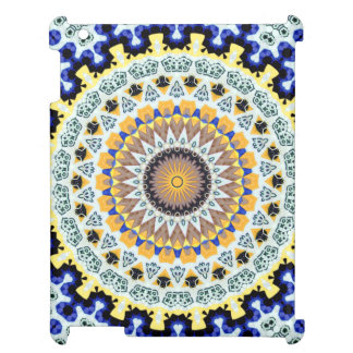 Kaleidoscope Mandala in Portugal: Pattern 224.3 Case For The iPad 2 3 4