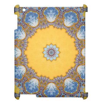 Kaleidoscope Mandala in Portugal: Pattern 224.4 iPad Case