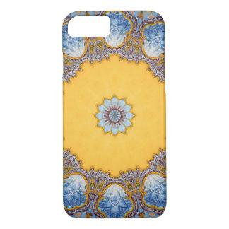 Kaleidoscope Mandala in Portugal: Pattern 224.4 iPhone 8/7 Case