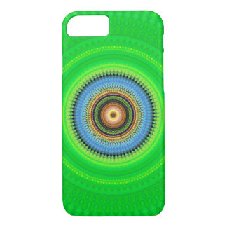 Kaleidoscope Mandala in Portugal: Pattern 224.5 iPhone 8/7 Case
