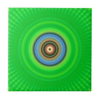 Kaleidoscope Mandala in Portugal: Pattern 224.5 Tile