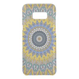 Kaleidoscope Mandala in Portugal: Pattern 224.8 Uncommon Samsung Galaxy S8 Plus Case