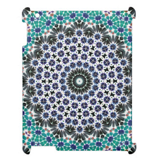 Kaleidoscope Mandala in Portugal: Pattern 224.9 Case For The iPad 2 3 4