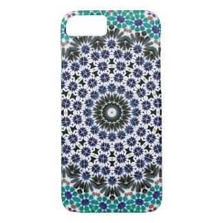 Kaleidoscope Mandala in Portugal: Pattern 224.9 iPhone 8/7 Case