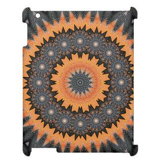 Kaleidoscope Mandala in Slovenia: Pattern 209 iPad Cover