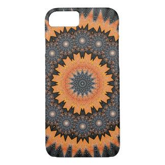 Kaleidoscope Mandala in Slovenia: Pattern 209 iPhone 8/7 Case