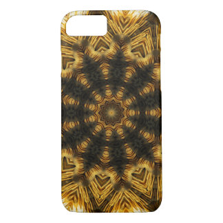 Kaleidoscope Mandala in Slovenia: Pattern 210.1 iPhone 8/7 Case
