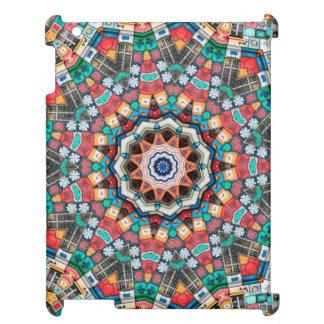 Kaleidoscope Mandala in Slovenia: Pattern 213.3 iPad Cover