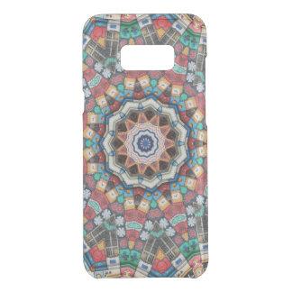 Kaleidoscope Mandala in Slovenia: Pattern 213.3 Uncommon Samsung Galaxy S8 Plus Case
