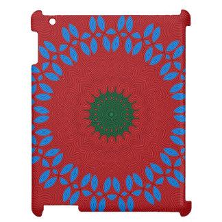 Kaleidoscope Mandala in Slovenia: Pattern 213.5 iPad Case