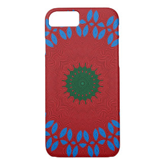 Kaleidoscope Mandala in Slovenia: Pattern 213.5 iPhone 8/7 Case