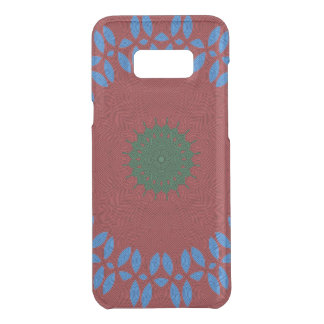 Kaleidoscope Mandala in Slovenia: Pattern 213.5 Uncommon Samsung Galaxy S8 Plus Case