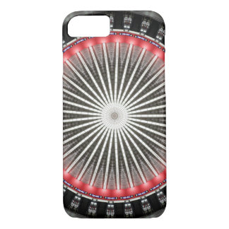 Kaleidoscope Mandala in Vienna: HBF Pattern iPhone 8/7 Case