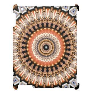 Kaleidoscope Mandala in Vienna: Pattern 220.7 iPad Cases