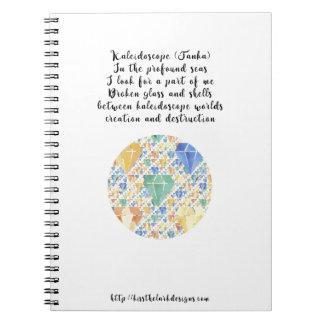 Kaleidoscope Note Books