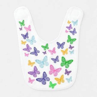 Kaleidoscope of Butterflies - Bib