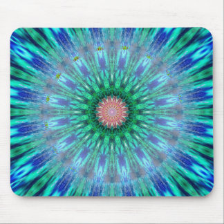 Kaleidoscope of color mouse pad