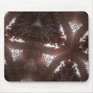 Kaleidoscope Palm Tree Mousepad