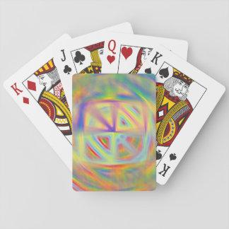 Kaleidoscope Playing Cards