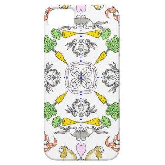Kaleidoscope rabbits iPhone 5 covers