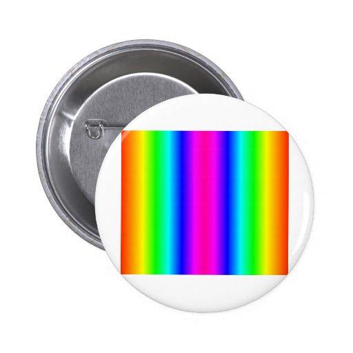 Kaleidoscope Rainbow Button