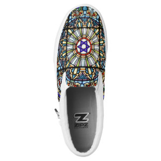 Kaleidoscope Slip-On Shoes