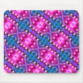 Kaleidoscope Sparkle 6 Mouse Pad