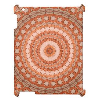 Kaleidoscope Star Mandala in Hungary: Pattern 207 iPad Cover