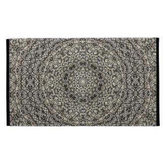 Kaleidoscope Stones iPad Folio Covers