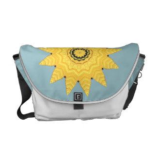 Kaleidoscope Sun, Sea and Sky Bag Courier Bags