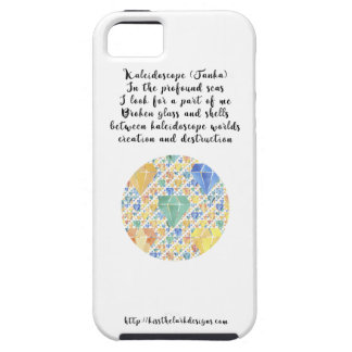 Kaleidoscope Tough iPhone 5 Case