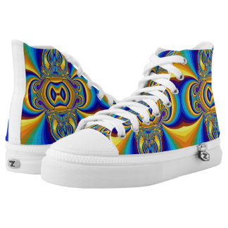 Kaleidoscope Zipz Shoes