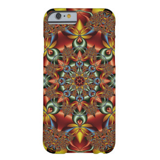 Kaleidoscopic fantasy barely there iPhone 6 case