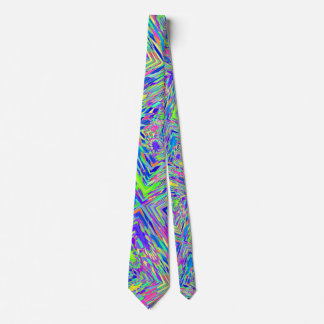 Kaleidoscopic Tunnel Tie