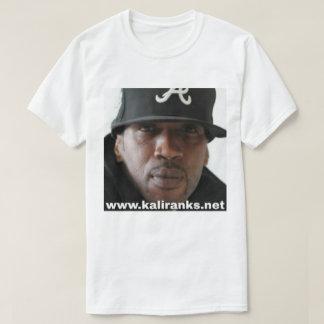 Kali Ranks - White T-Shirt