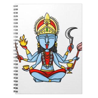 Kali Spiral Notebook