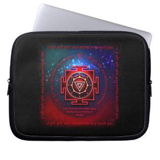 Kali Yantra Laptop Sleeve