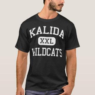 Kalida - Wildcats - High School - Kalida Ohio T-Shirt