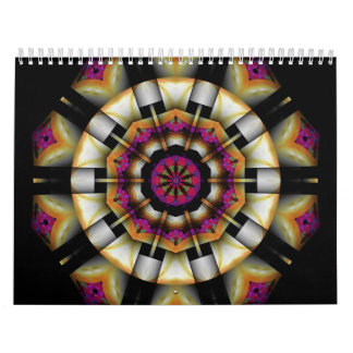 Kaliedoscope Calendar